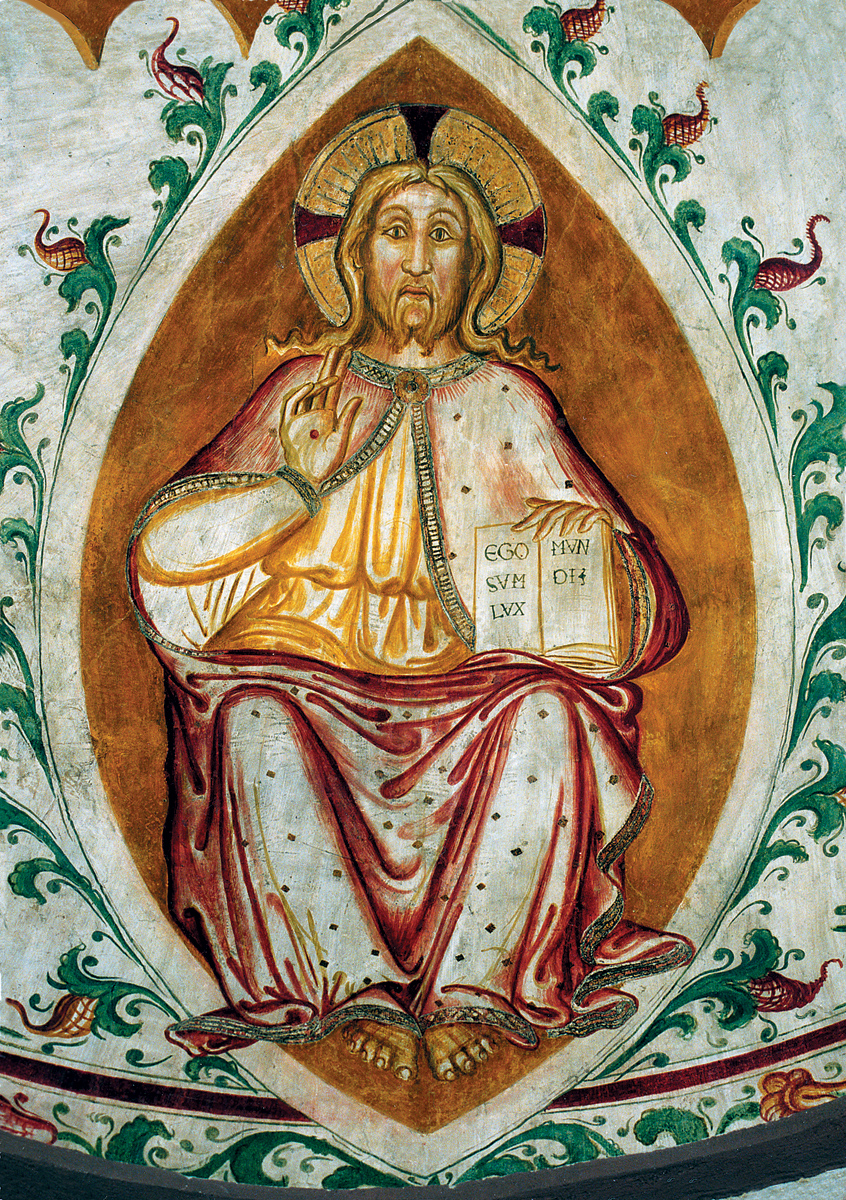 Affresco-Cristo