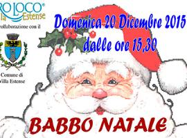 Natale a Villa Estense