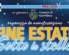 Fine estate sotto le stelle