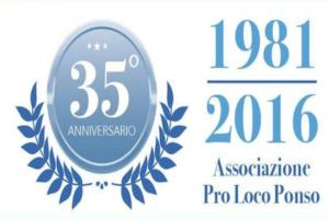 35° anniversario Pro Loco Ponso